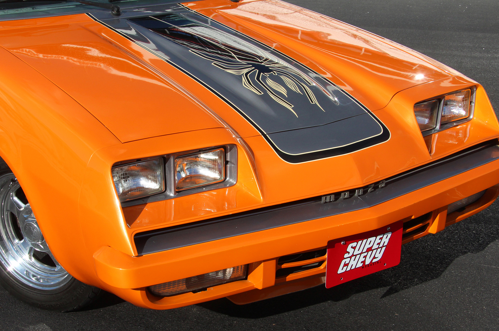 This Pro Touring 1977    Chevrolet       Monza    is a Cure for the