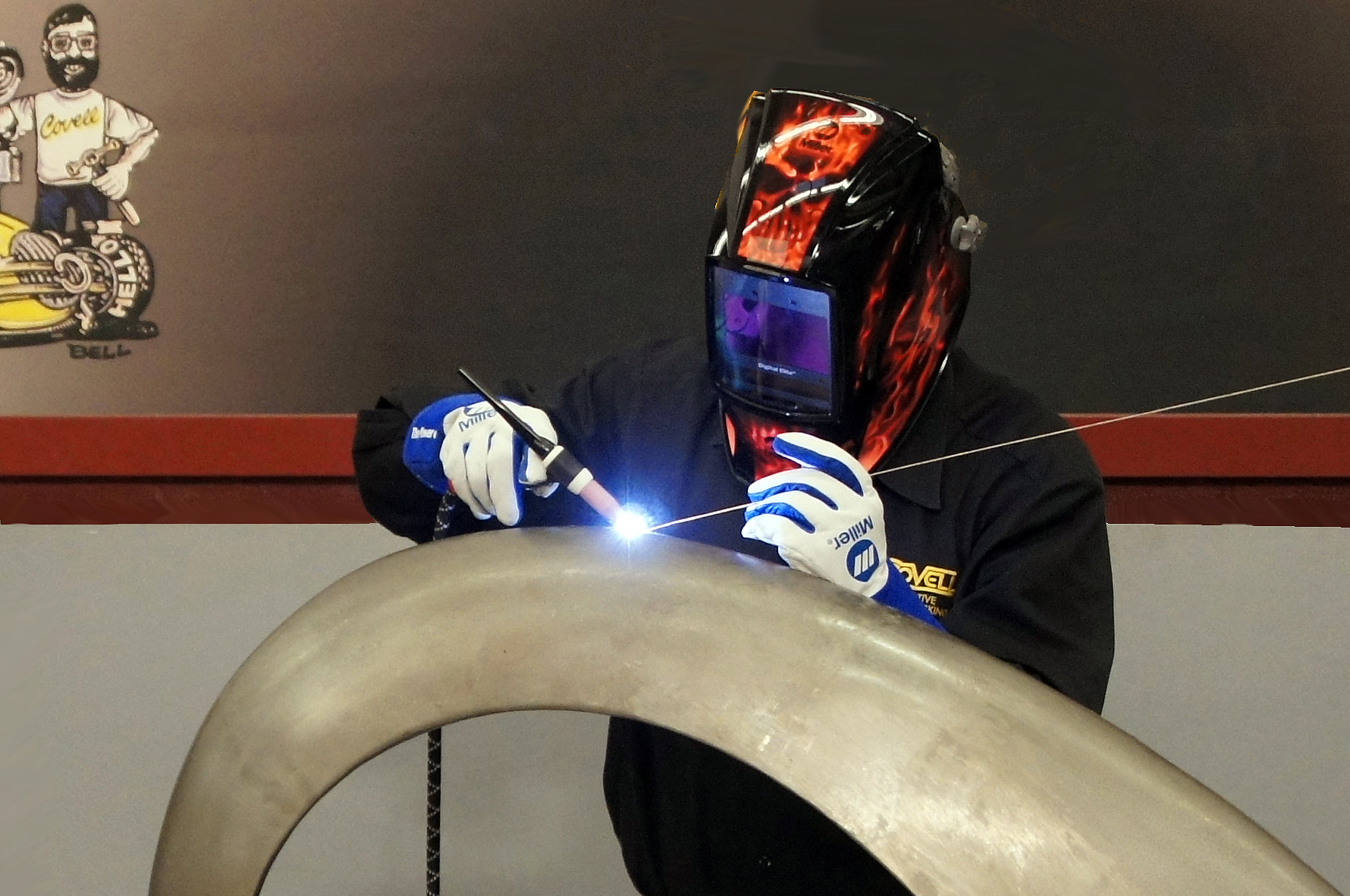This article touches on some important safety issues related to welding helmets and lenses.