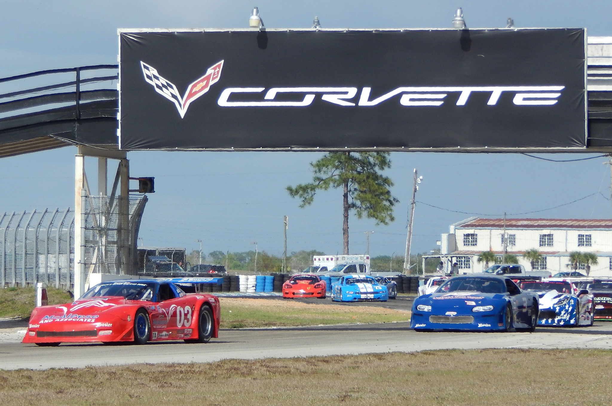 This was one of most hotly contested Trans-Am races ever with a record-setting field of 69 cars.