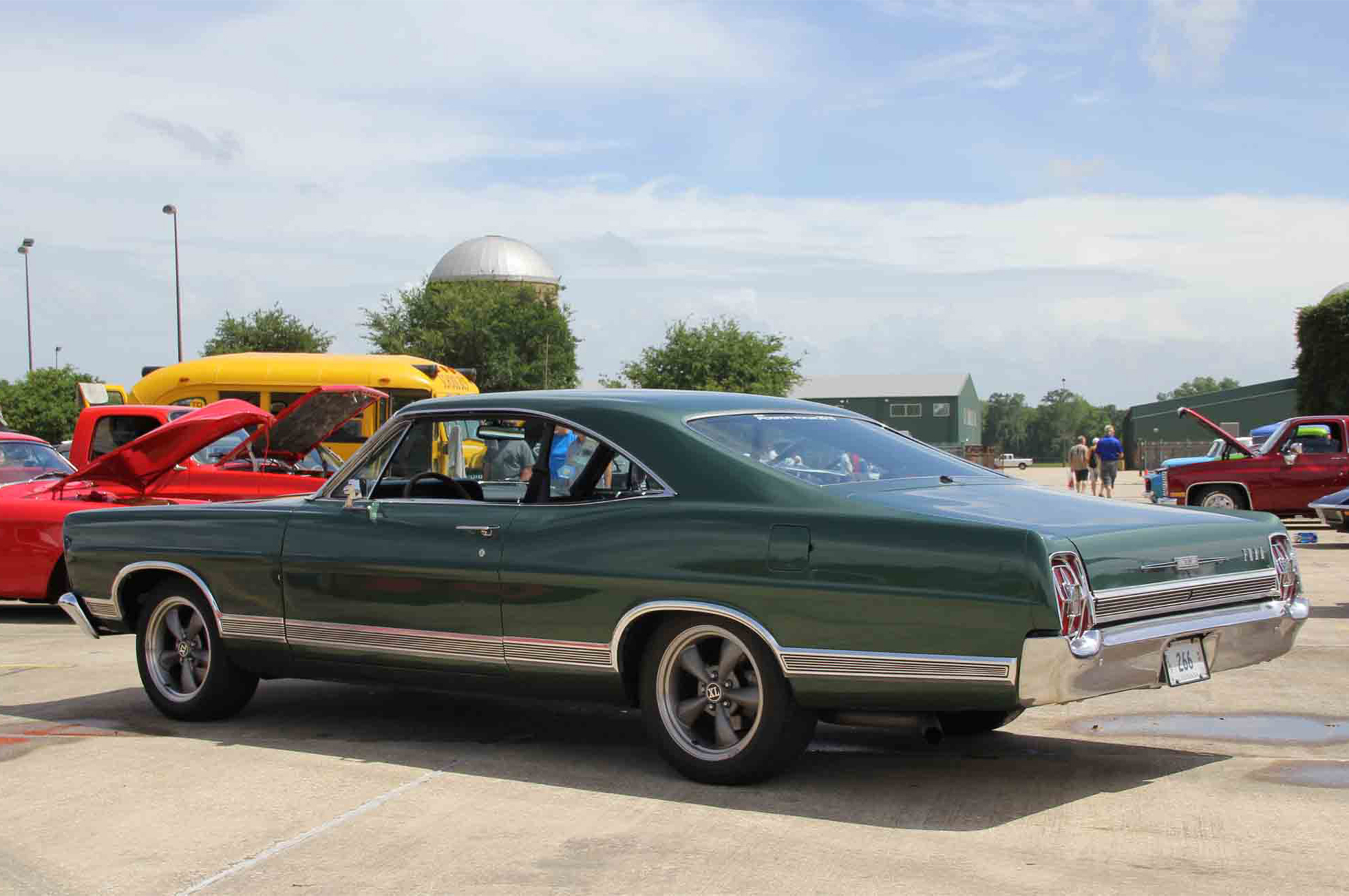 Wiring Diagram For 67 Ford Galaxie 500 Libraries 1970 Ltd Power Tour 2015 Big Mod Motors And 20 Years Build Time Hotpower