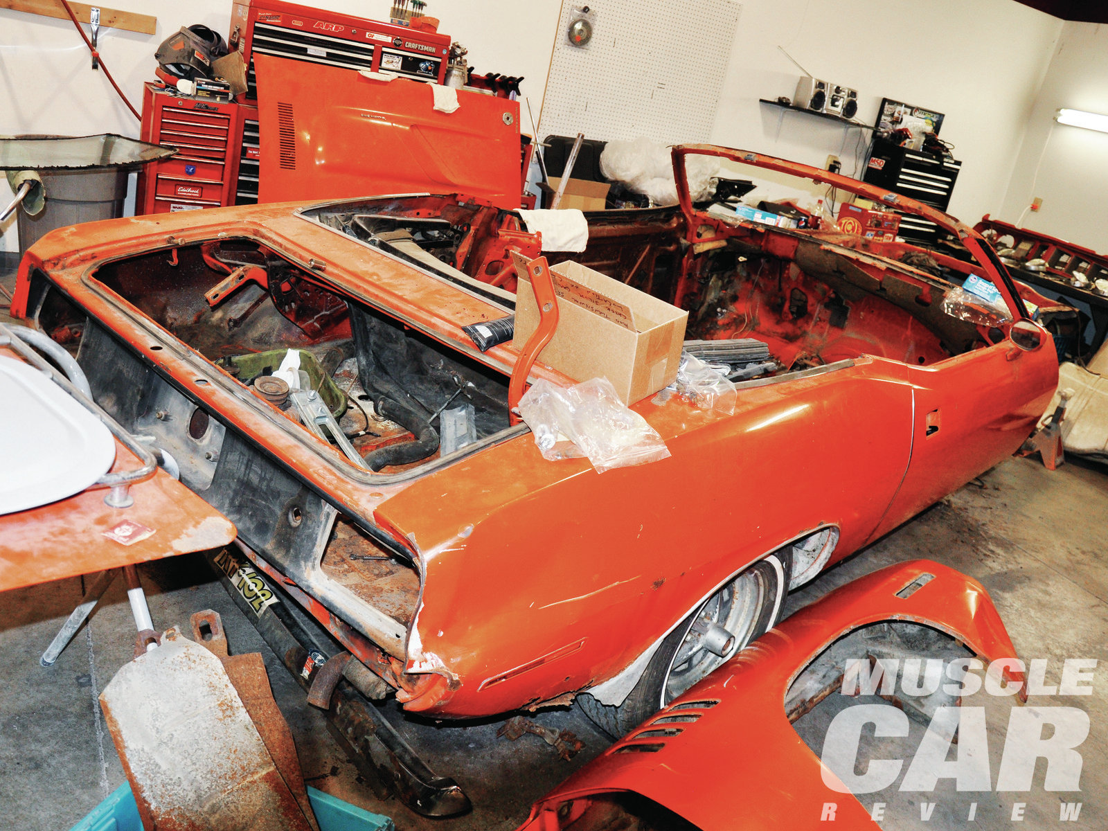 A multimillion-dollar Hemi 'Cuda or a more pedestrian Barracuda? Authenticating a muscle car, especially a potentially valuable one, is a must before undertaking a high-dollar restoration.