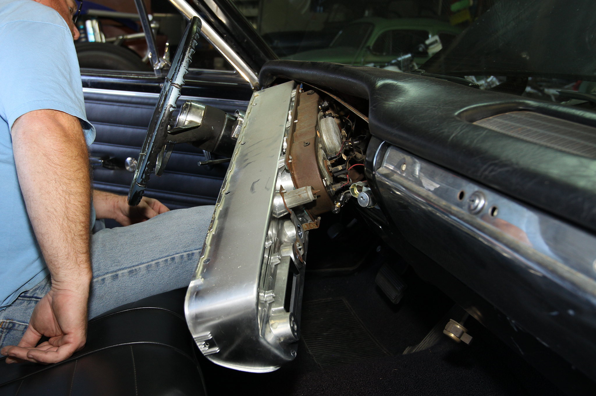 How To Install Analog Dashboard Gauges On A 1965 Chevelle Hot Rod 69 Wiring Harness Network