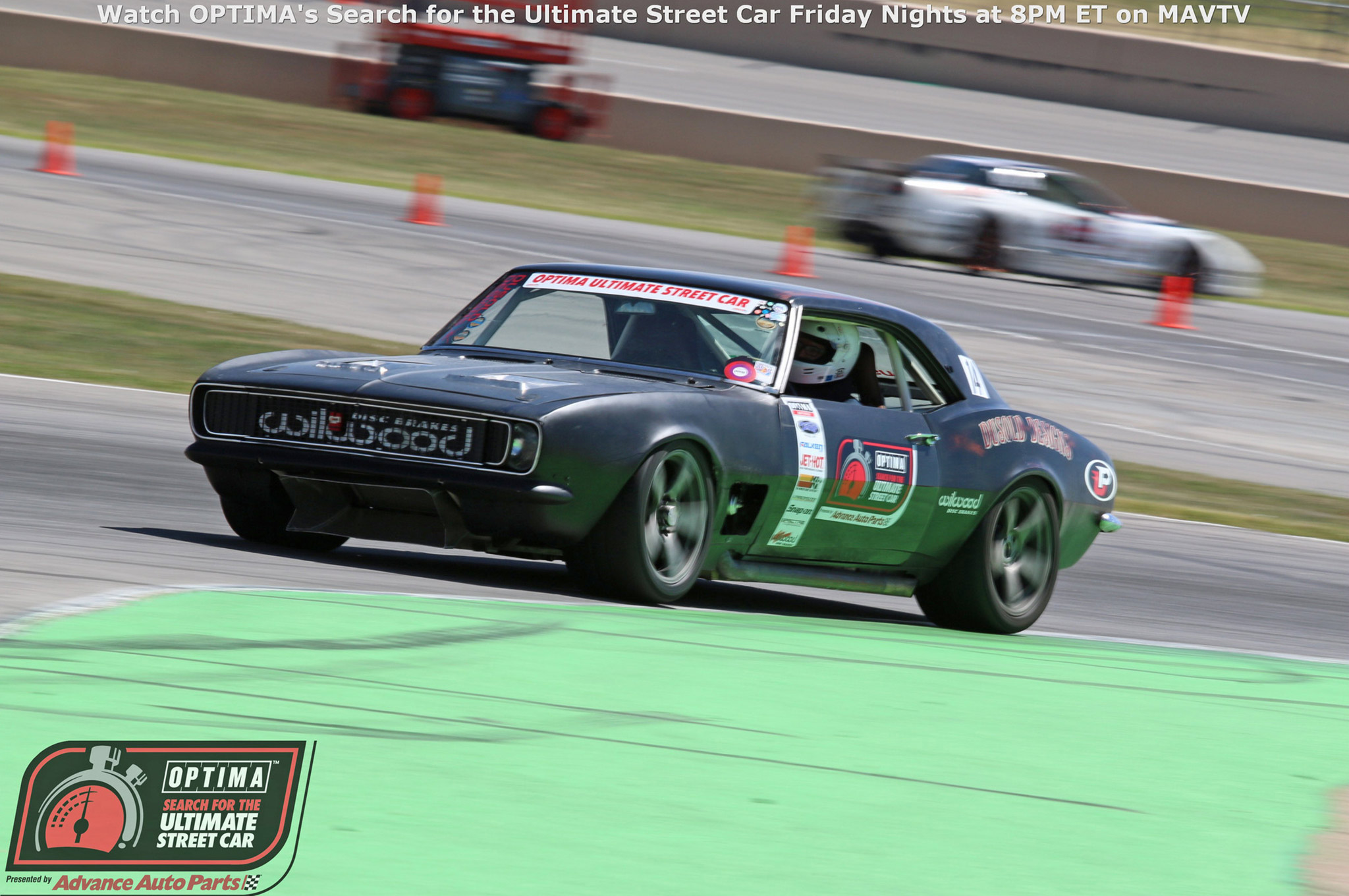 Mike Dusold finished in Third Place in the GTL class (vehicles under 3,200 pounds), but he set a track record for a street car on the Pikes Peak roval, running a fast lap of 1:00.614.