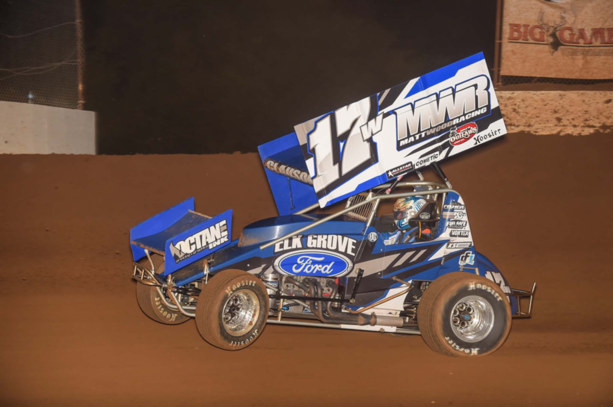 Bryan Clauson has competed in almost all of the NSL events of 2015.