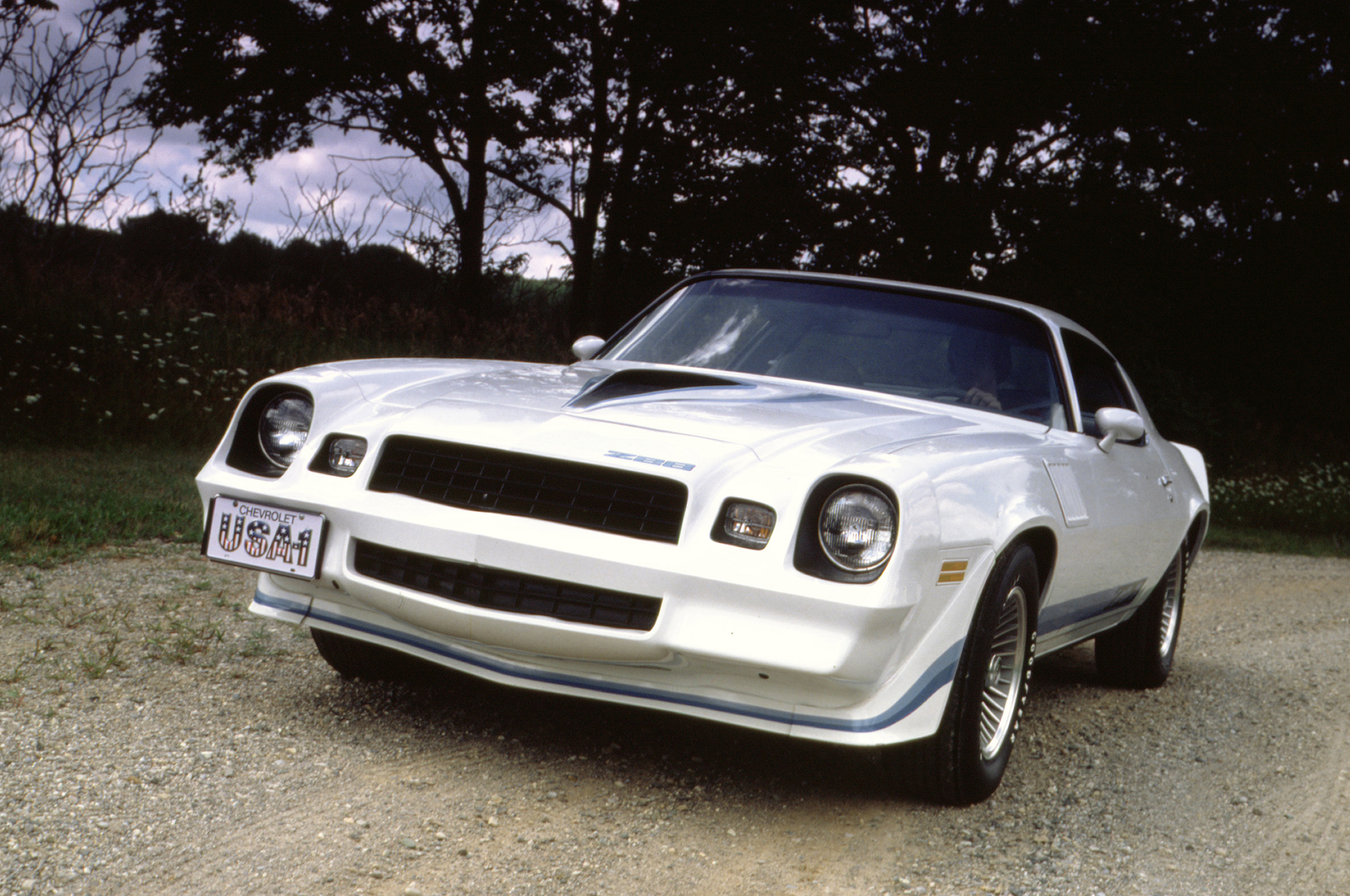 The Camaro helped define the late 1970s and sales reached their all-time high in 1979, at 282,571. Nearly 85,000 of them were Z28s. Most ended up on the cover of Car Craft.