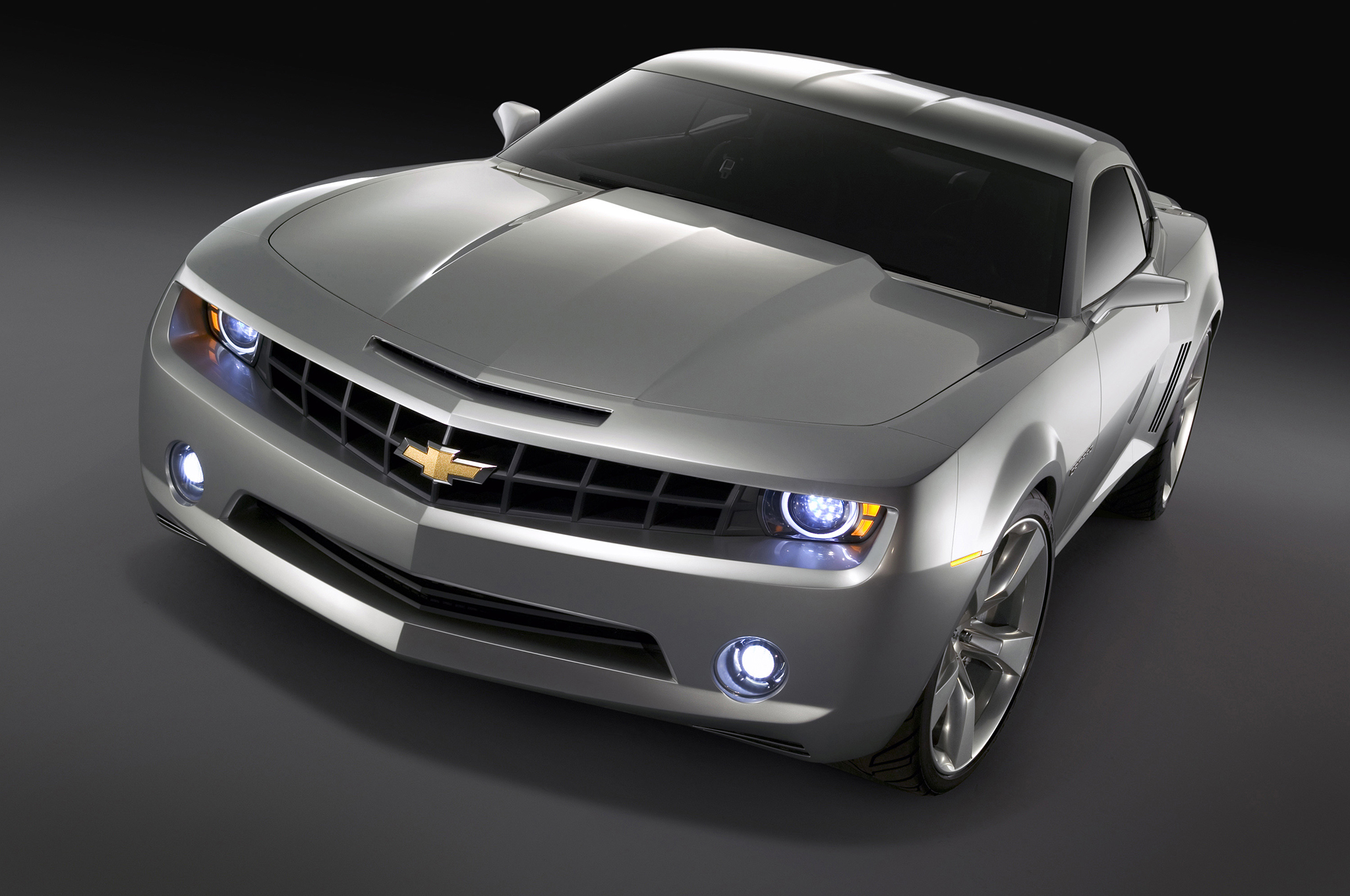 Chevrolet signaled the Camaro's return with a decidedly retro interpretation introduced as a concept vehicle in 2006. The production Gen 5 model would thankfully be executed almost identically to this dramatic, expressive concept.