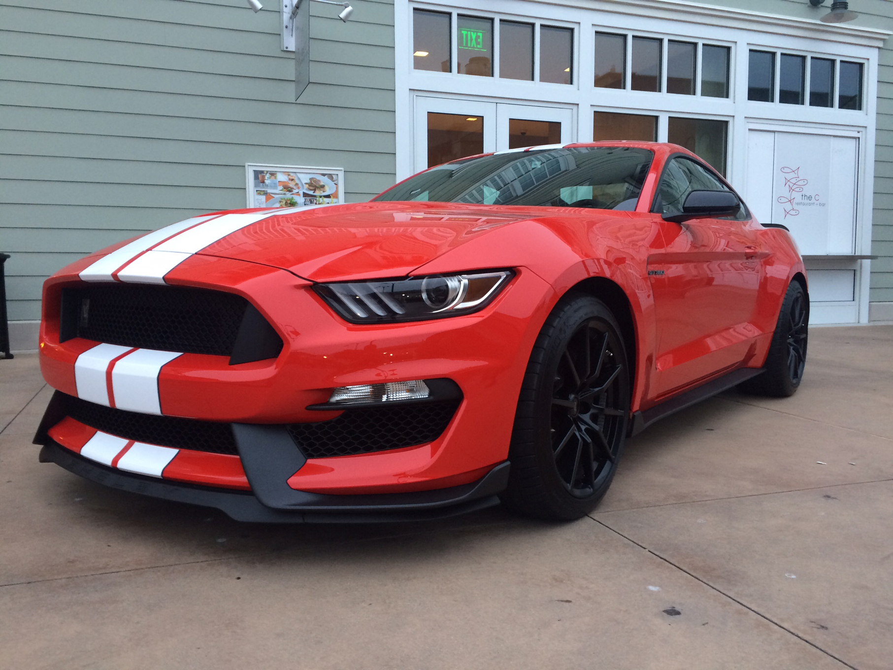 18 Things You Don t Know About The 2015 Shelby Mustang GT350 and