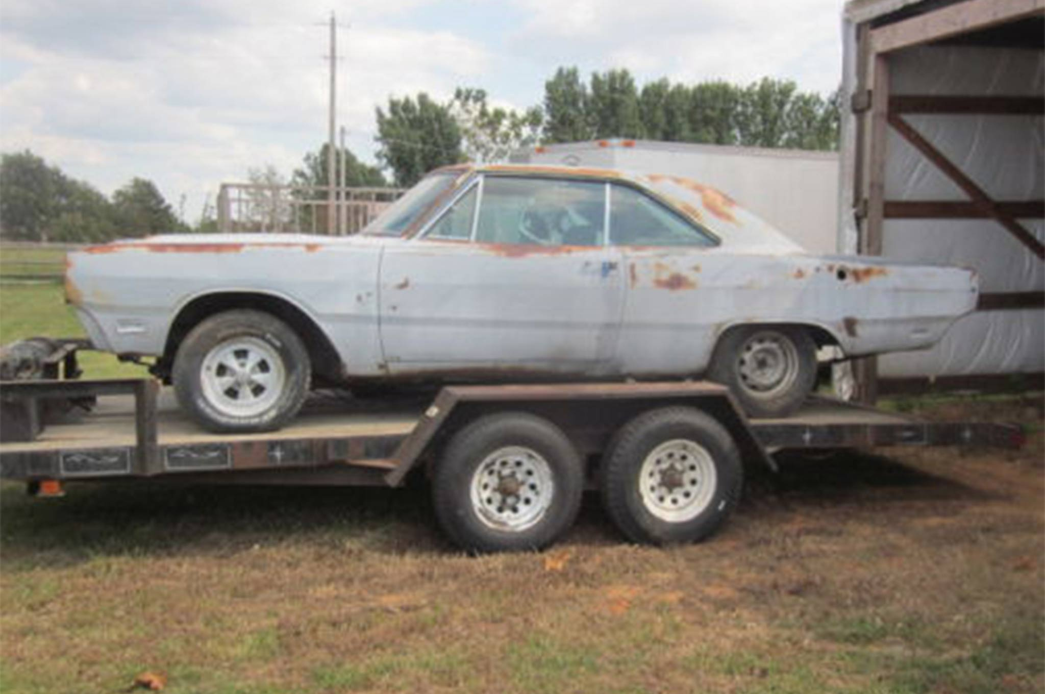 Three Hot Rod Approved Barn Find Projects Under 5 000 Hot Rod Network