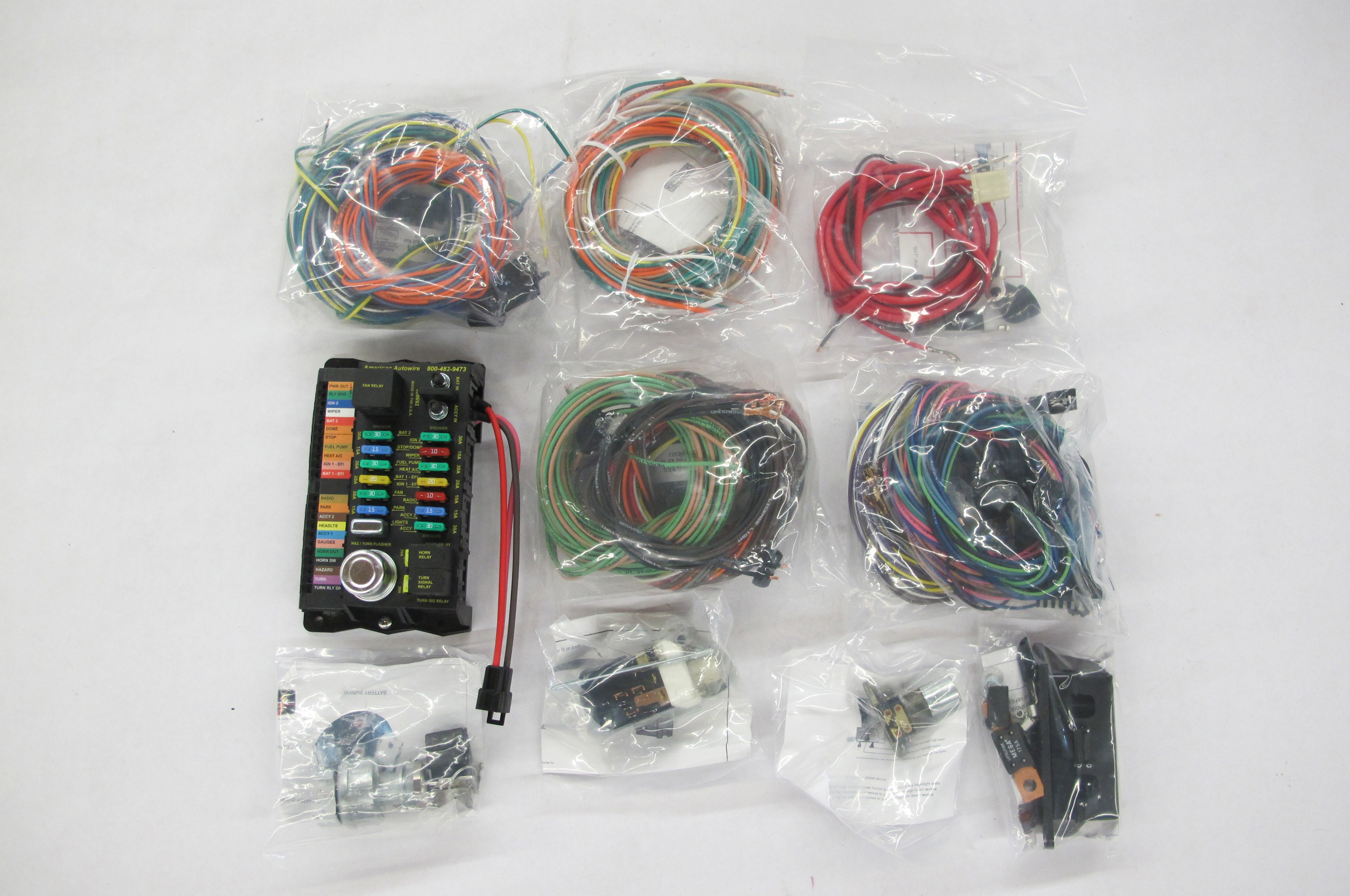 Wiring Simplified Do It Yourself With An American Autowire Kit 2006 Ford Truck Harness Connector 2 Offers A Variety Of Kits To Suit Any Need From Completely Original Restorations Modified Trucks Every Conceivable