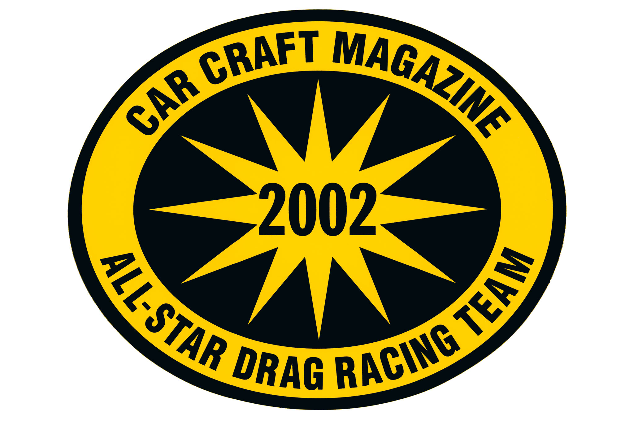 Amid the perennial change that was the All-Star Drag Racing Team, one icon that never changed (except for the year) was the logo. This decal on your race car was always a standout.
