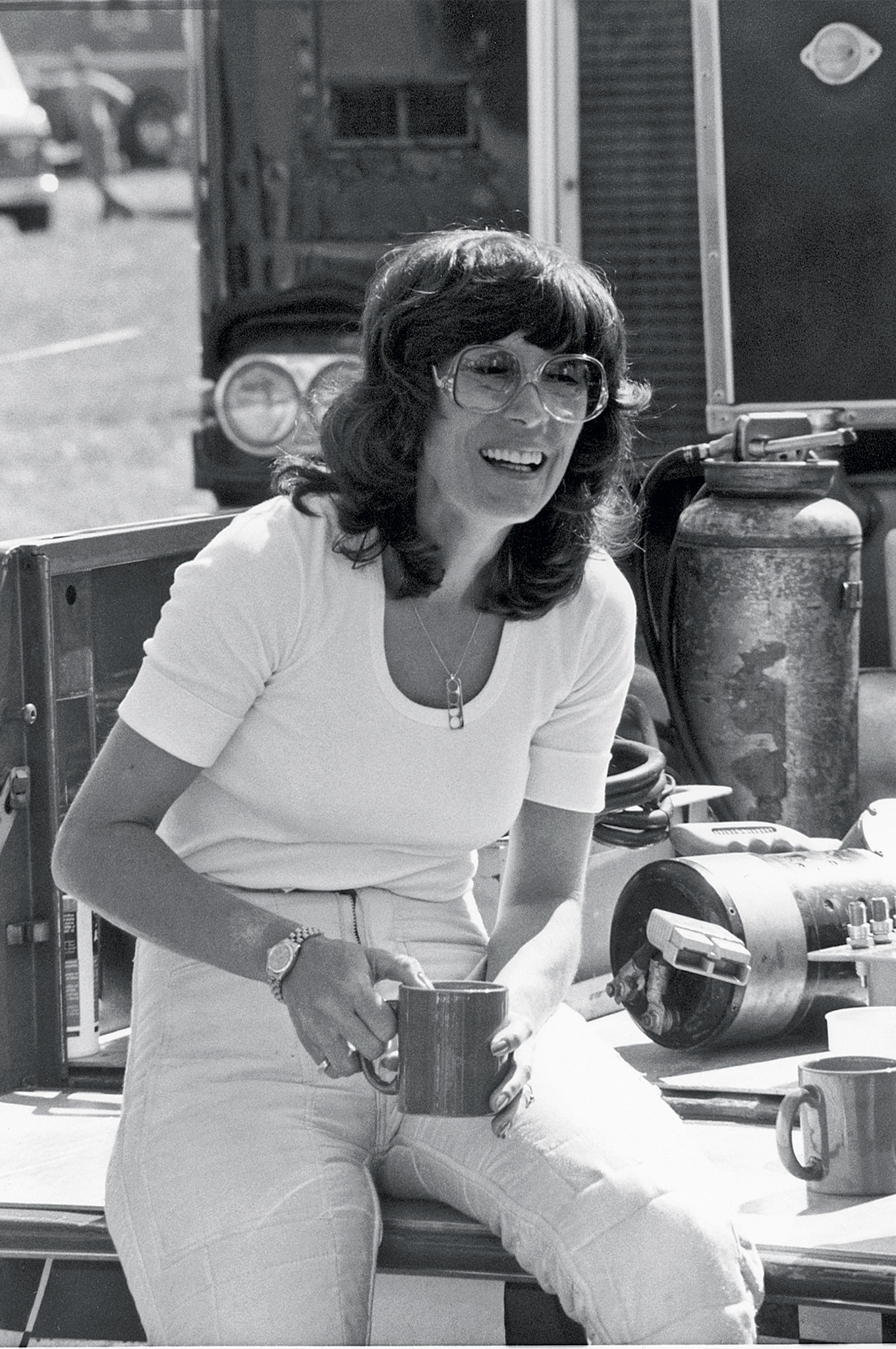 Shirley Muldowney's career in Top Fuel is legendary, and the Car Craft readers acknowledged her talents with Top Fuel Driver in both 1981 and 1982 along with Person of the Year in 1977. These were followed by the prestigious Ollie Award in 1985. Linda Vaughn is the only other female Ollie Award recipient.