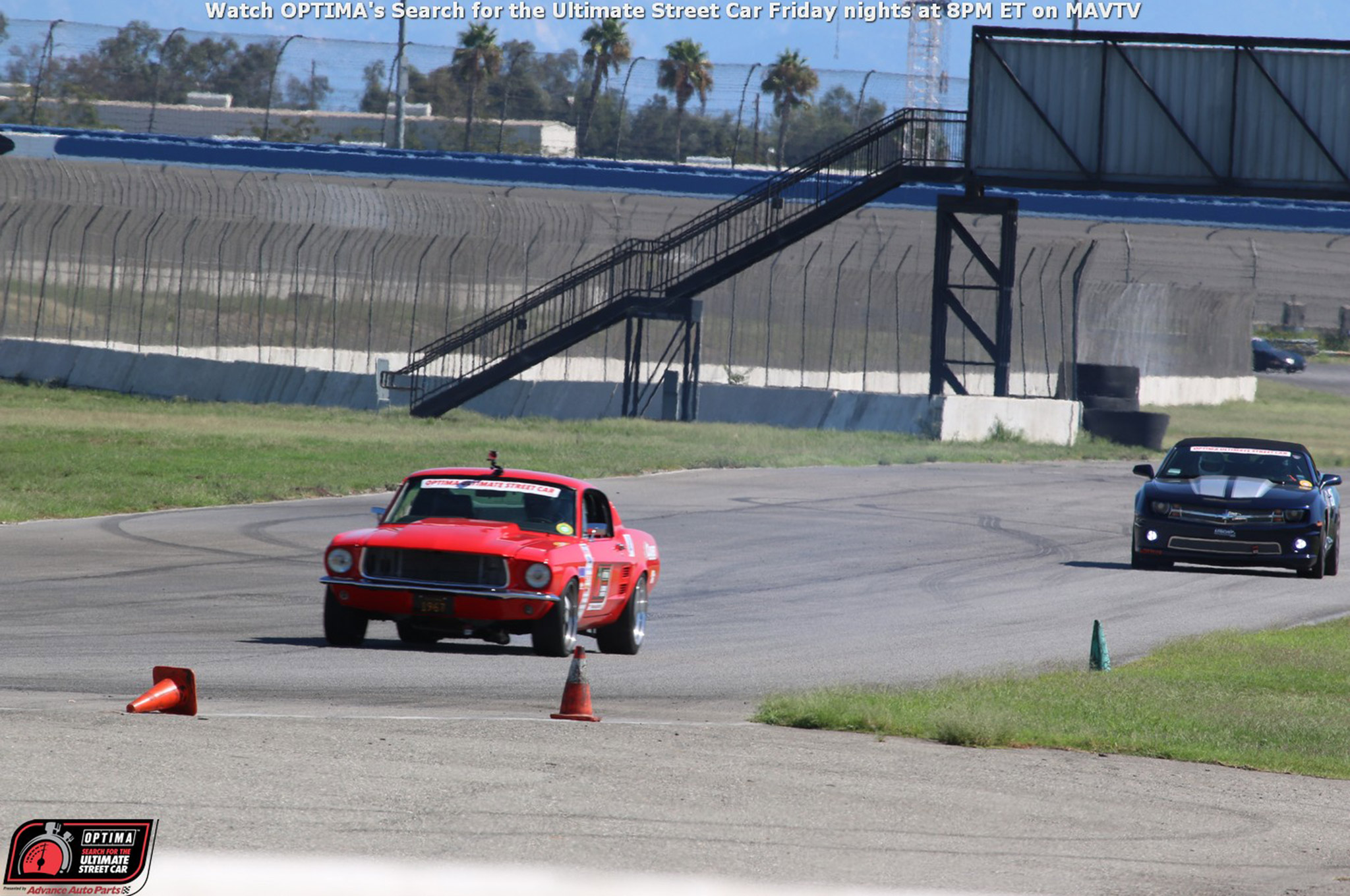 John Anthony came in a little hot on this pass in the Wilwood Speed Stop Challenge. He ended up placing 25th in the GTV class for this event in his rookie outing.