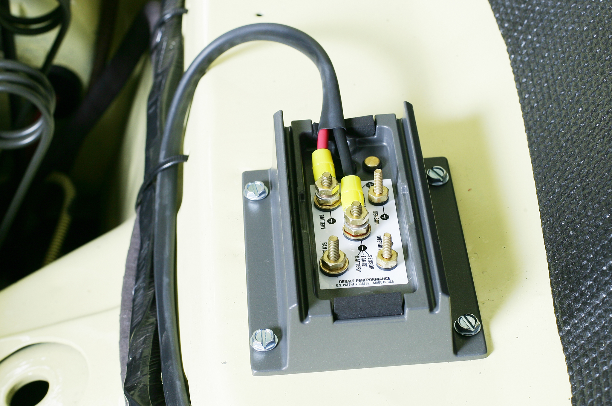 The Derale Fan Controller Can Save Your Electrical Wiring Hot Rod Spal Relay Diagram Free Image About And Network