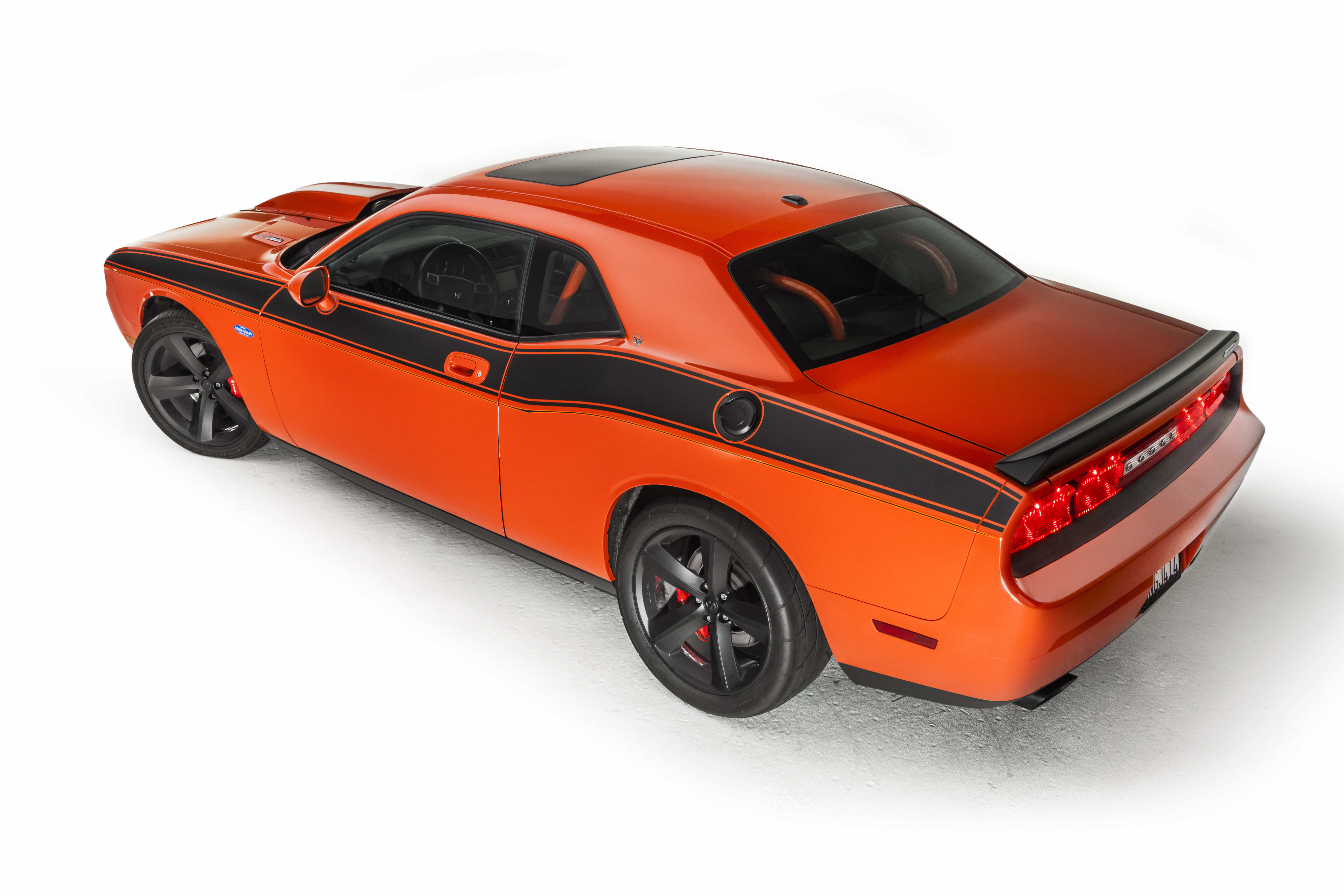 When Mr. Norm's decided to build a 1,000hp Challenger to commemorate the car's 50th Anniversary, they asked Kenne Bell to build a prototype. Kenne Bell informed them that such a car already existed, so Bill's Challenger was used as the Mr. Norm's prototype.