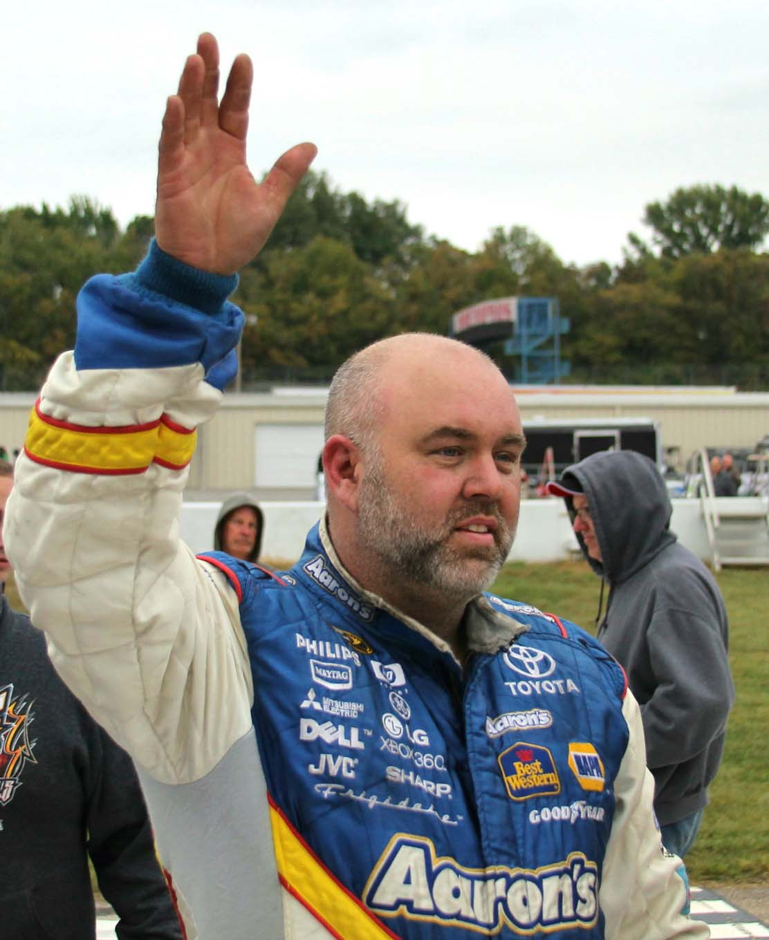 Shawn Smith claimed the first ever G.A.R.S. Championship.