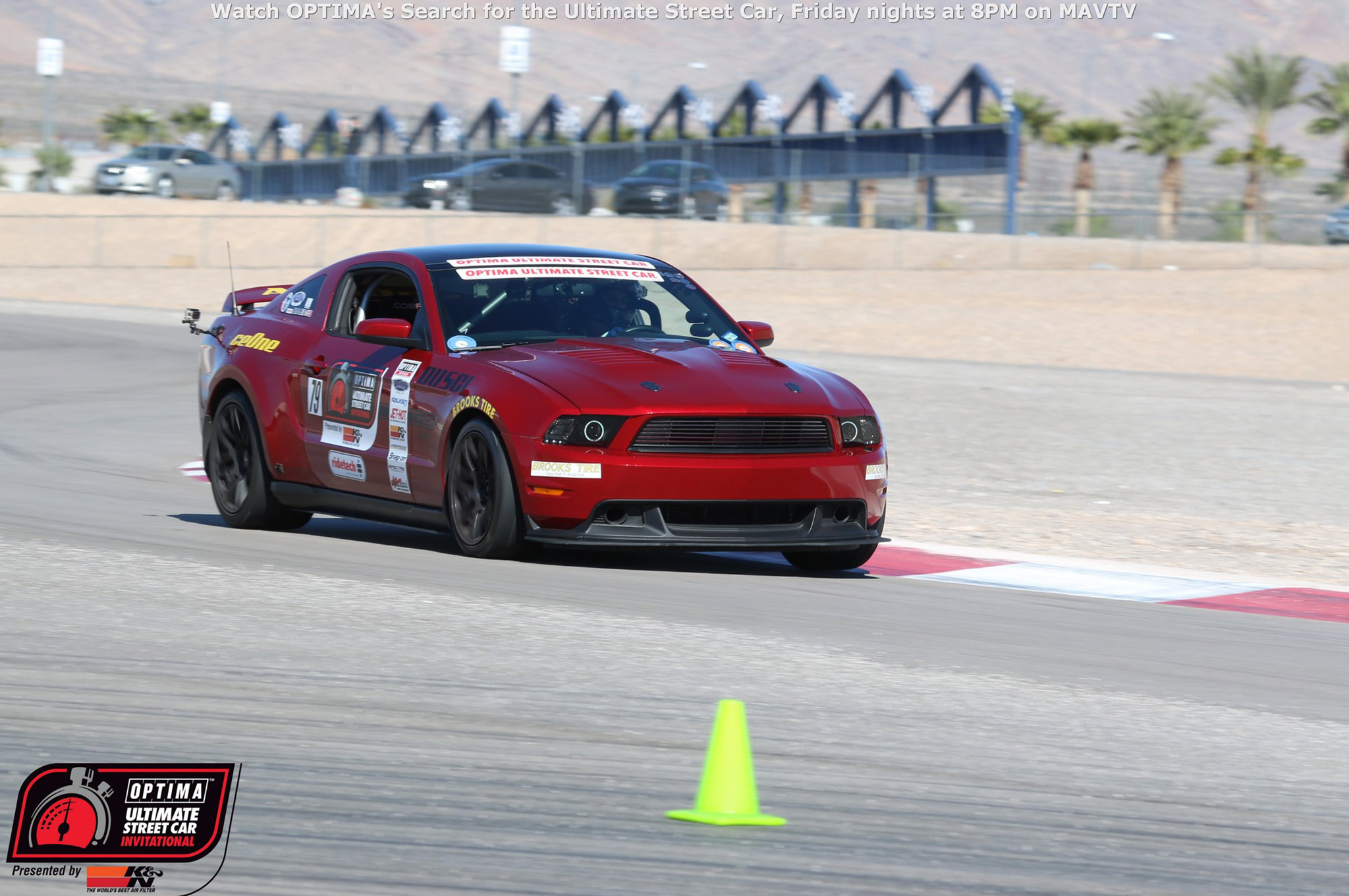 Cliff Elliott was one of several competitors, who made a return appearance to the OUSCI. With a wider stance and more seat time, Elliott shaved more than 3.5 seconds off his time in the Falken Tire Road Course Time Trial, improving eight positions over his 2014 finish.