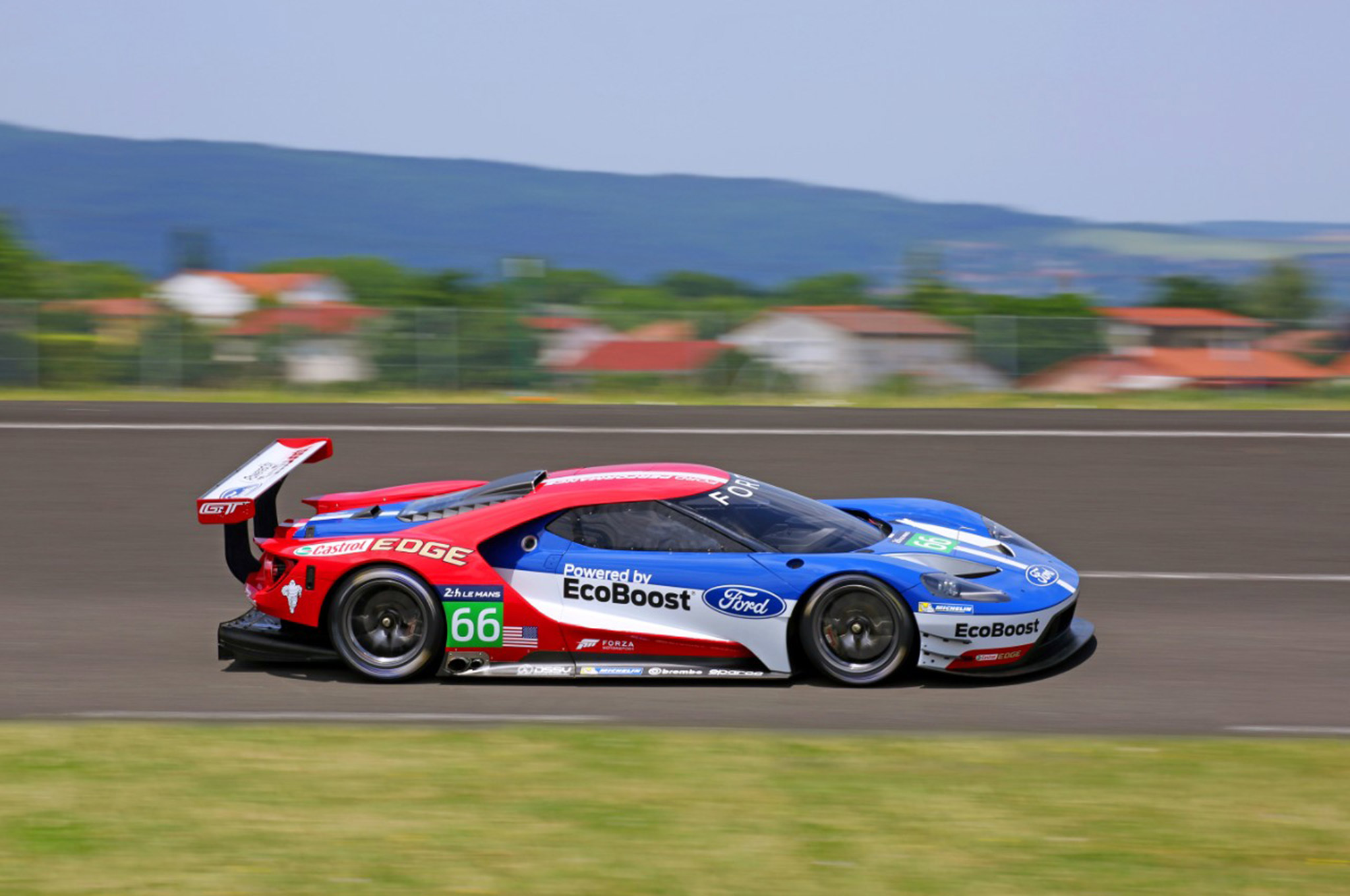 Come out and see the debut of the Ford GT race car and cheer on all of the Ford entries with exclusive parking, chalet access, and much more!