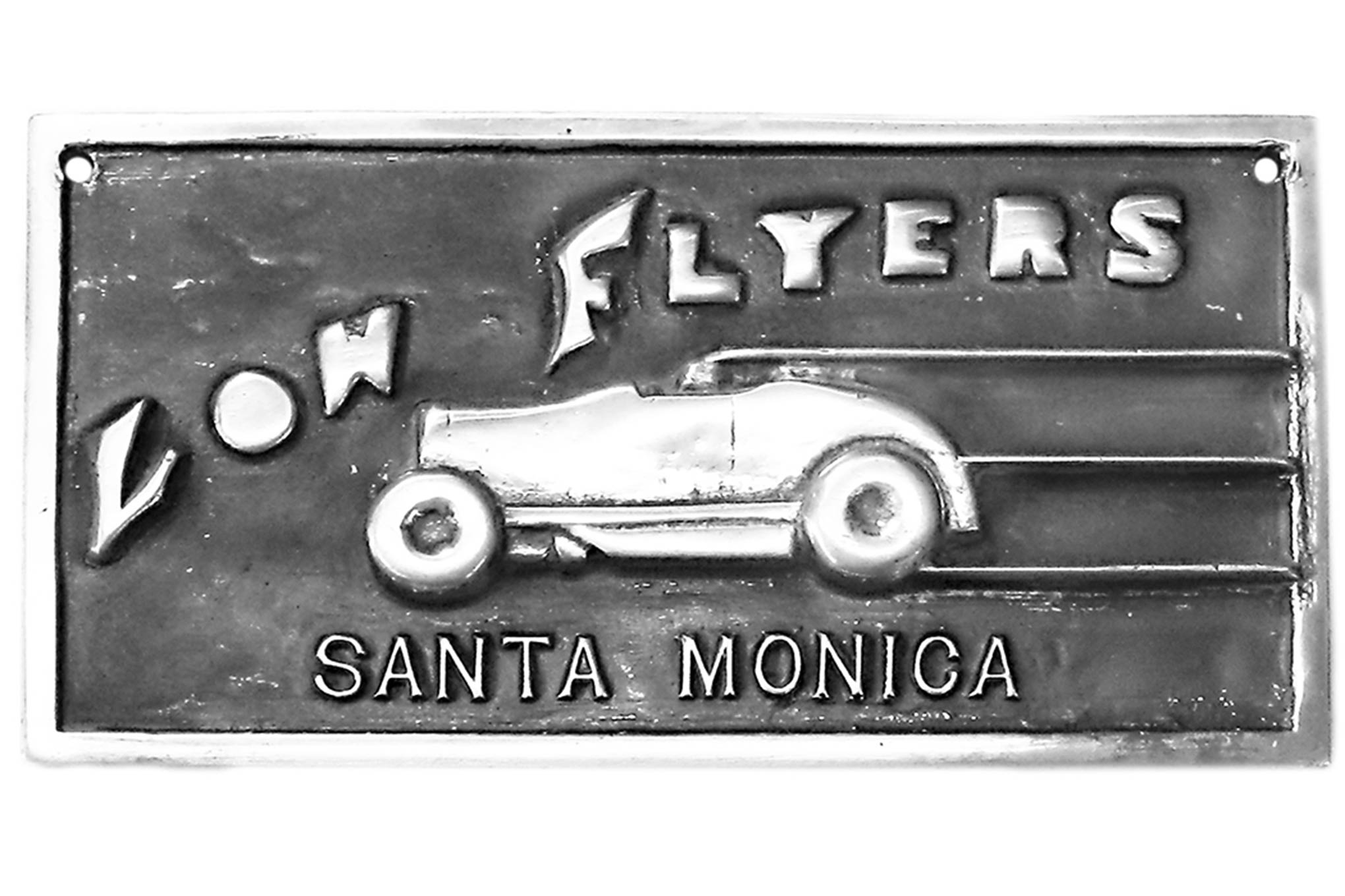 Dick was a member, early 20s at the time, of the Low Flyers club which carried some of the iconic names in hot rodding on its roster: Phil Remington (think Dan Gurney's All American Racers), Stu Hilborn (yes, that Hilborn!) to name but two…and, of course, Dick himself.