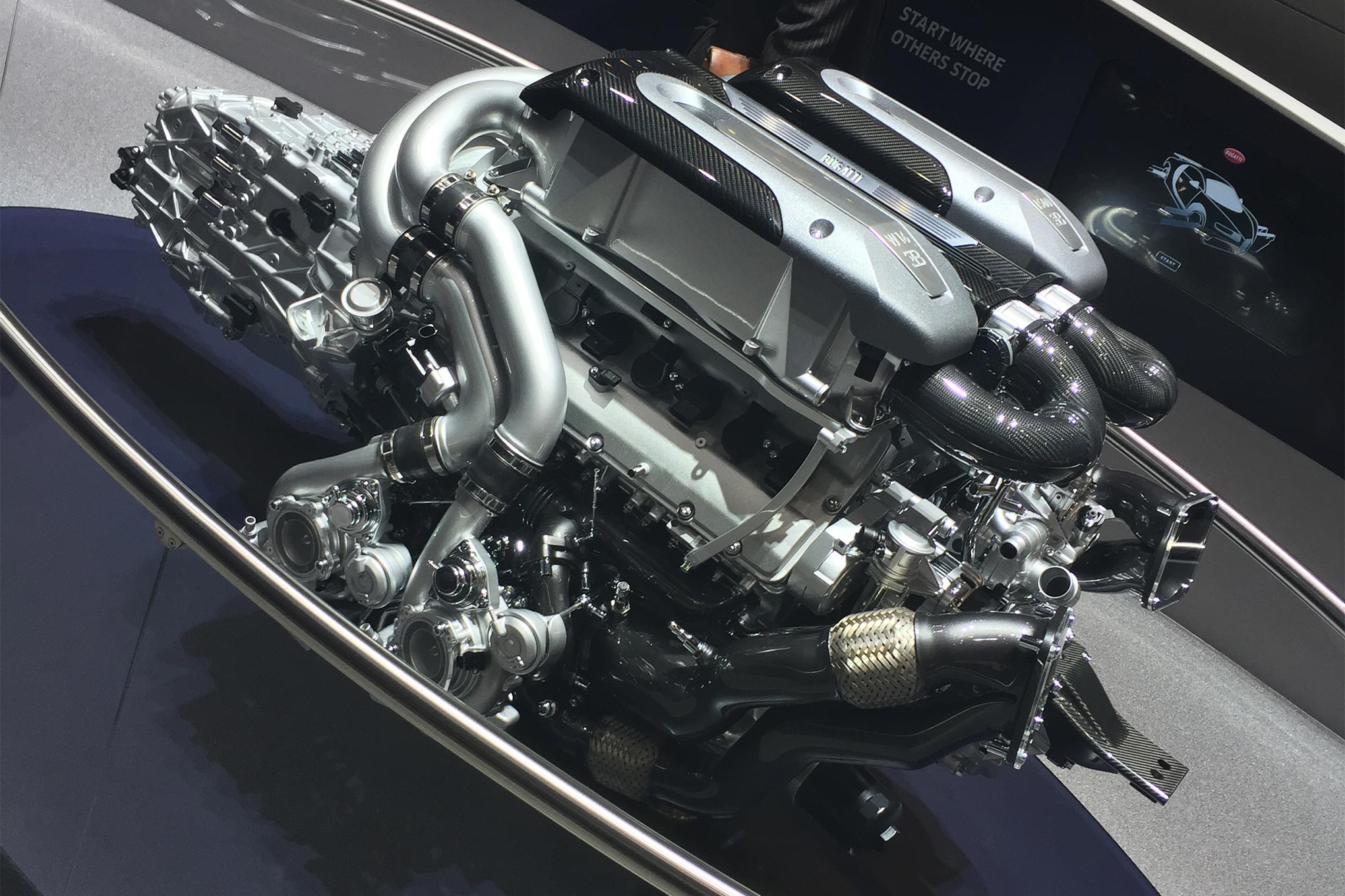 Bugatti Engine Diagram Simple Wiring Options We Have A New Enemy The 1500hp Quad Turbo W16 Chiron Manual