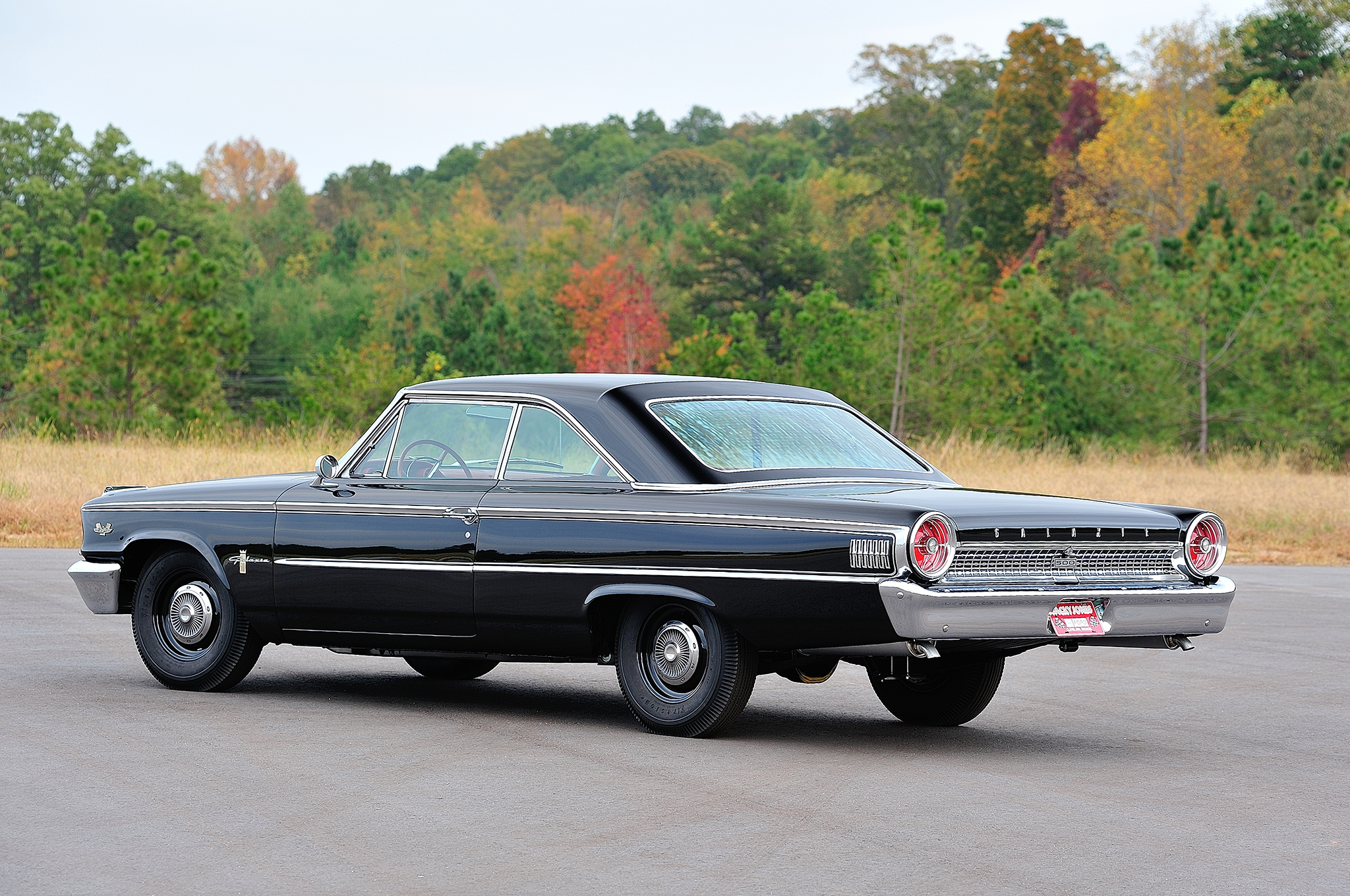 Reliving a thrill ride in a 1963 r code 427 ford galaxie 50 years later hot rod network