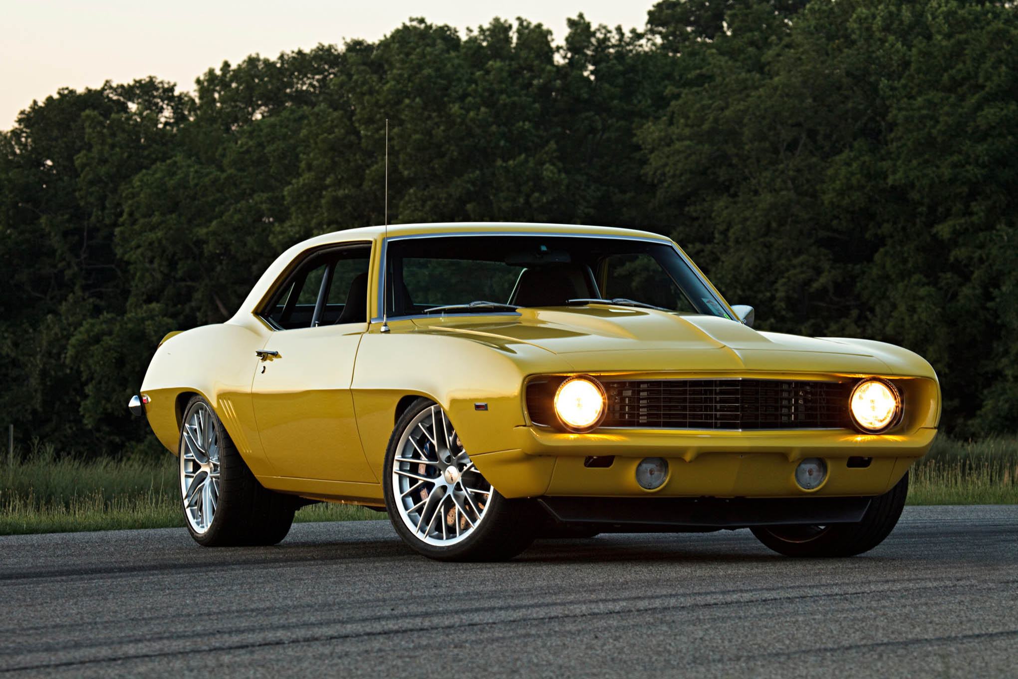 The Jackass Camaro was built by Mark for his friend, Charley Lillard, in 2009, but Mark bought it after a few years and rebuilt it with all the lessons he'd learned since. Its original build thread and update can both be found on the same thread at Lateral-G.net.