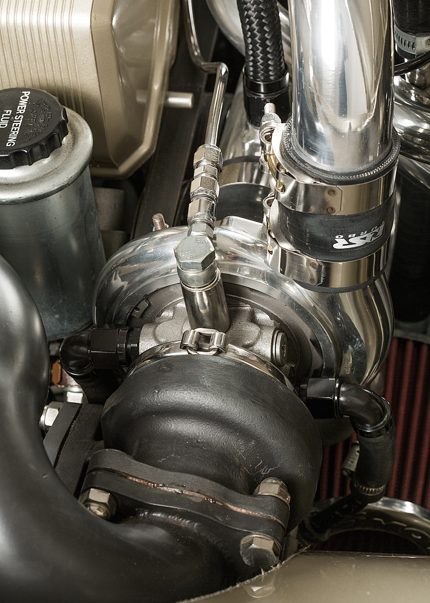 this owner built 1956 ford f 100 packs an unexpected engine hotthis 1956 ford f 100 is owner built and awesome \u201c