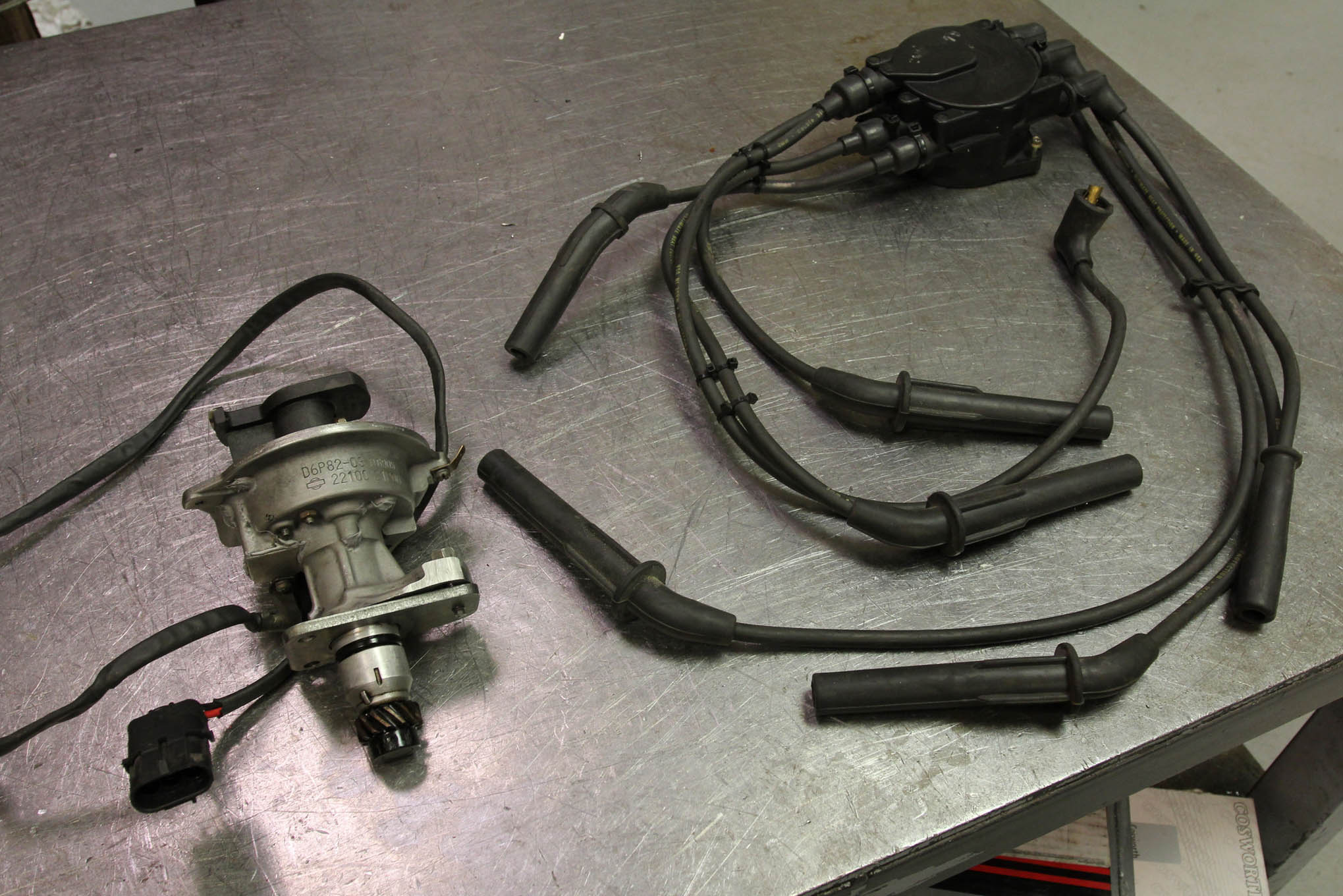 Despite switching from fuel injection to a carburetor, the OEM electrical system can be retained. KT Engines simply checked over everything to make sure it was working optimally before reinstallation.