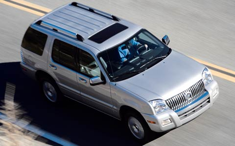 2006 mercury mountaineer 2006 suv of the year contenders. Black Bedroom Furniture Sets. Home Design Ideas