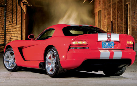 Open Road Acura >> 2006 Dodge Viper SRT10 Coupe Review - Road Test - Motor Trend