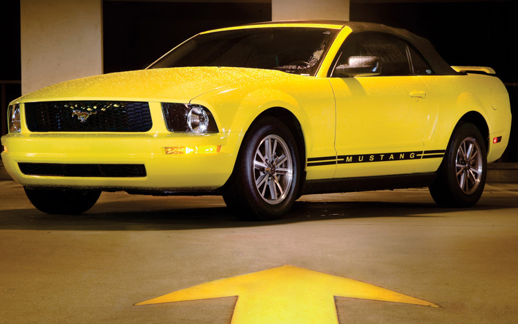 Ford Transit 250 >> 2006 Ford Mustang Convertible Vs. 2006 Pontiac G6 Convertible- Head To Head - Motor Trend