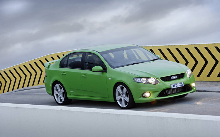 2008 Ford Falcon G6e And Xr6 Turbo Drive First Drive Motor Trend