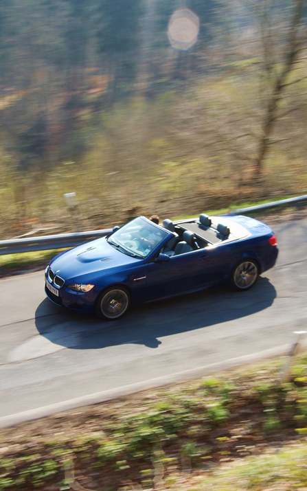 2008 Bmw M3 Convertible First Drive Motor Trend