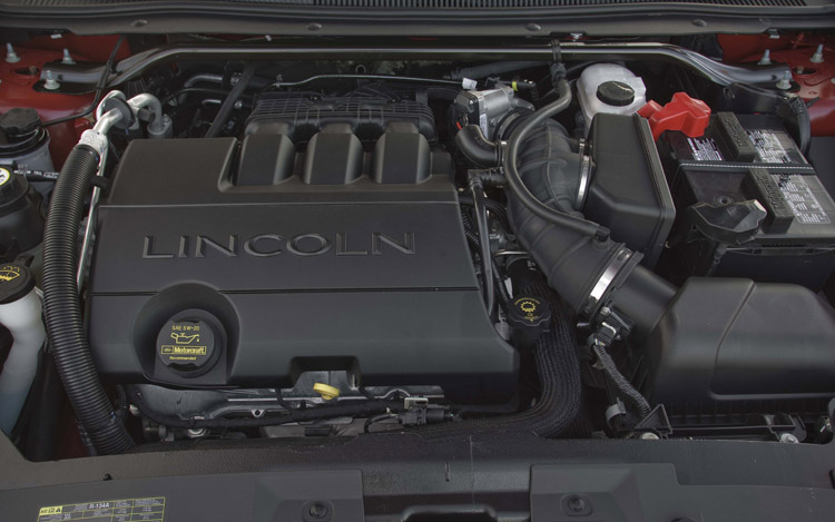 2009 Lincoln Mks Awd Quick Test Motor Trend