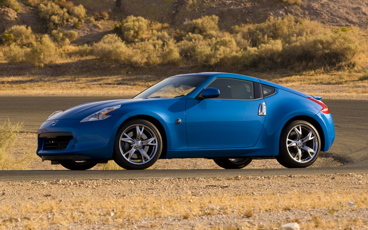2009 nissan 370z first test numbers for the new nissan 370z motor trend. Black Bedroom Furniture Sets. Home Design Ideas