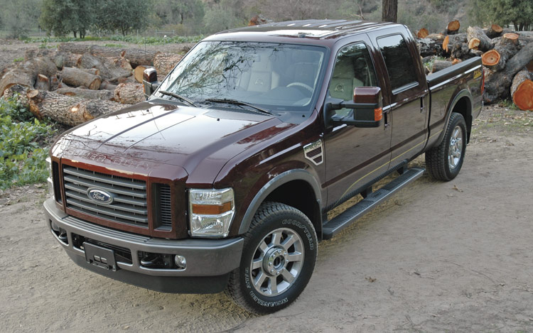 2009 Ford F 250 Super Duty Tow Test Motor Trend