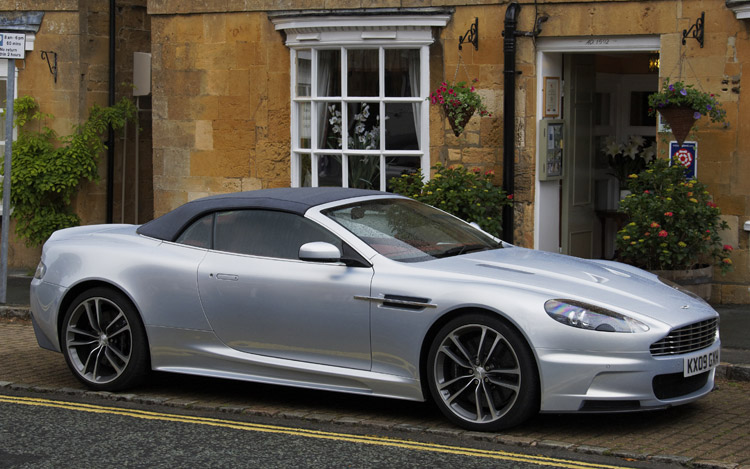 Aston Martin DBS Volante First Drive And Review Motor Trend - Aston martin dbs volante
