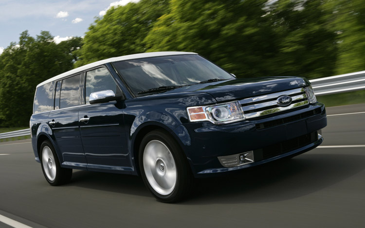 2010 ford flex ecoboost first drive and review motor trend. Cars Review. Best American Auto & Cars Review