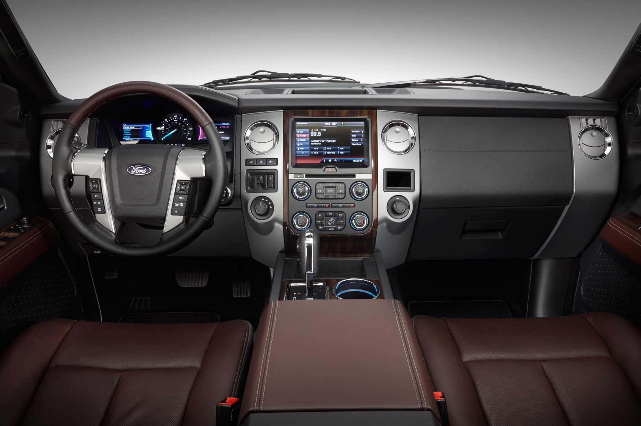 2015 ford expedition first look motor trend
