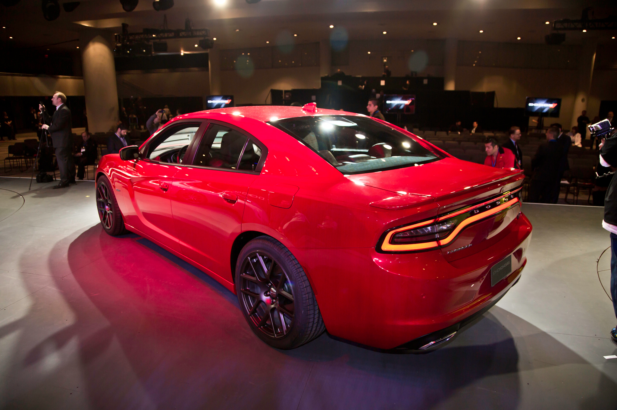 2015 Dodge Charger First Look Motor Trend Concept