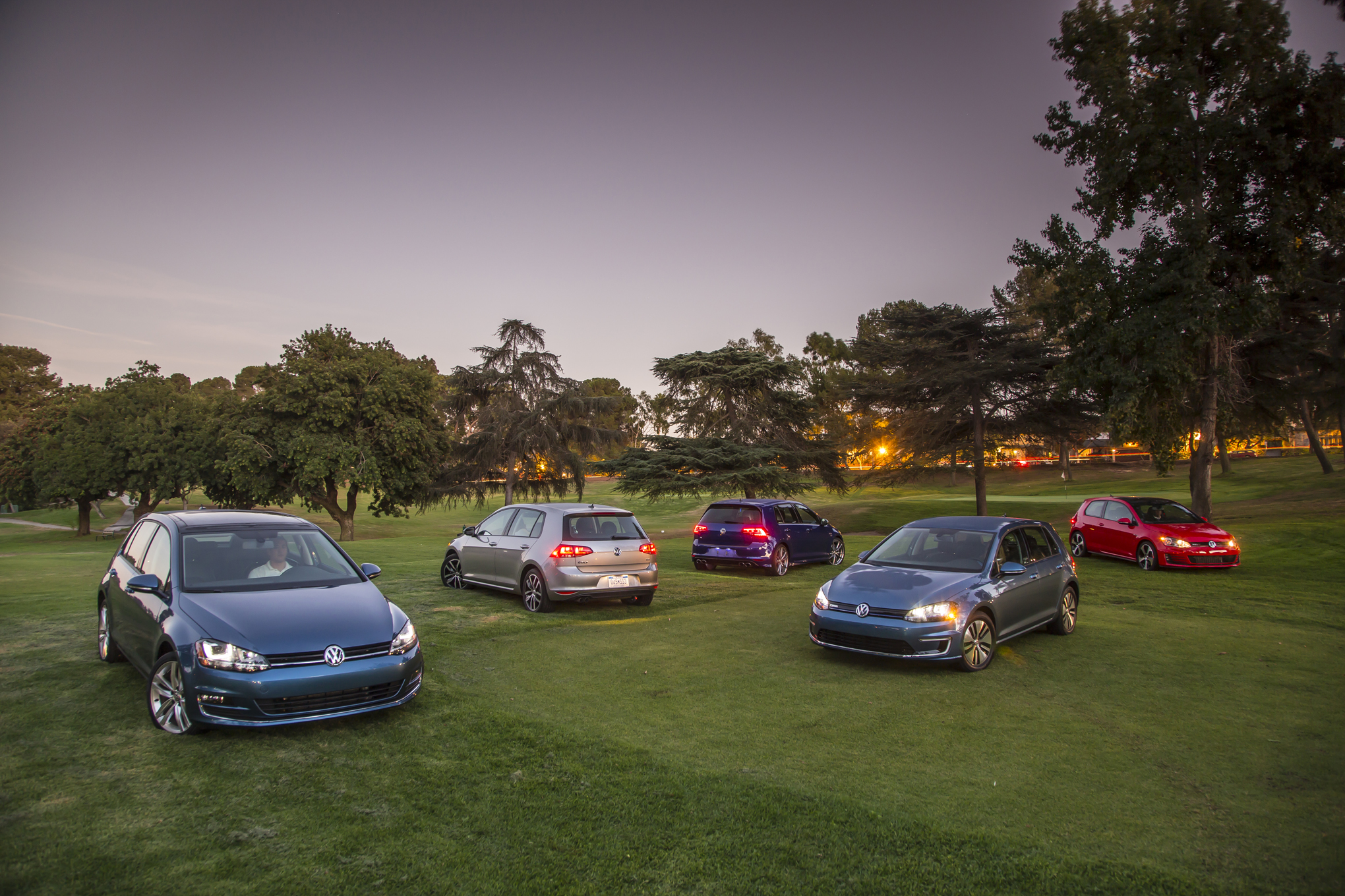 No matter what you're looking for in a compact hatchback, VW has you covered, from an electric commuter to a nearly 300-hp track toy and lots in between.