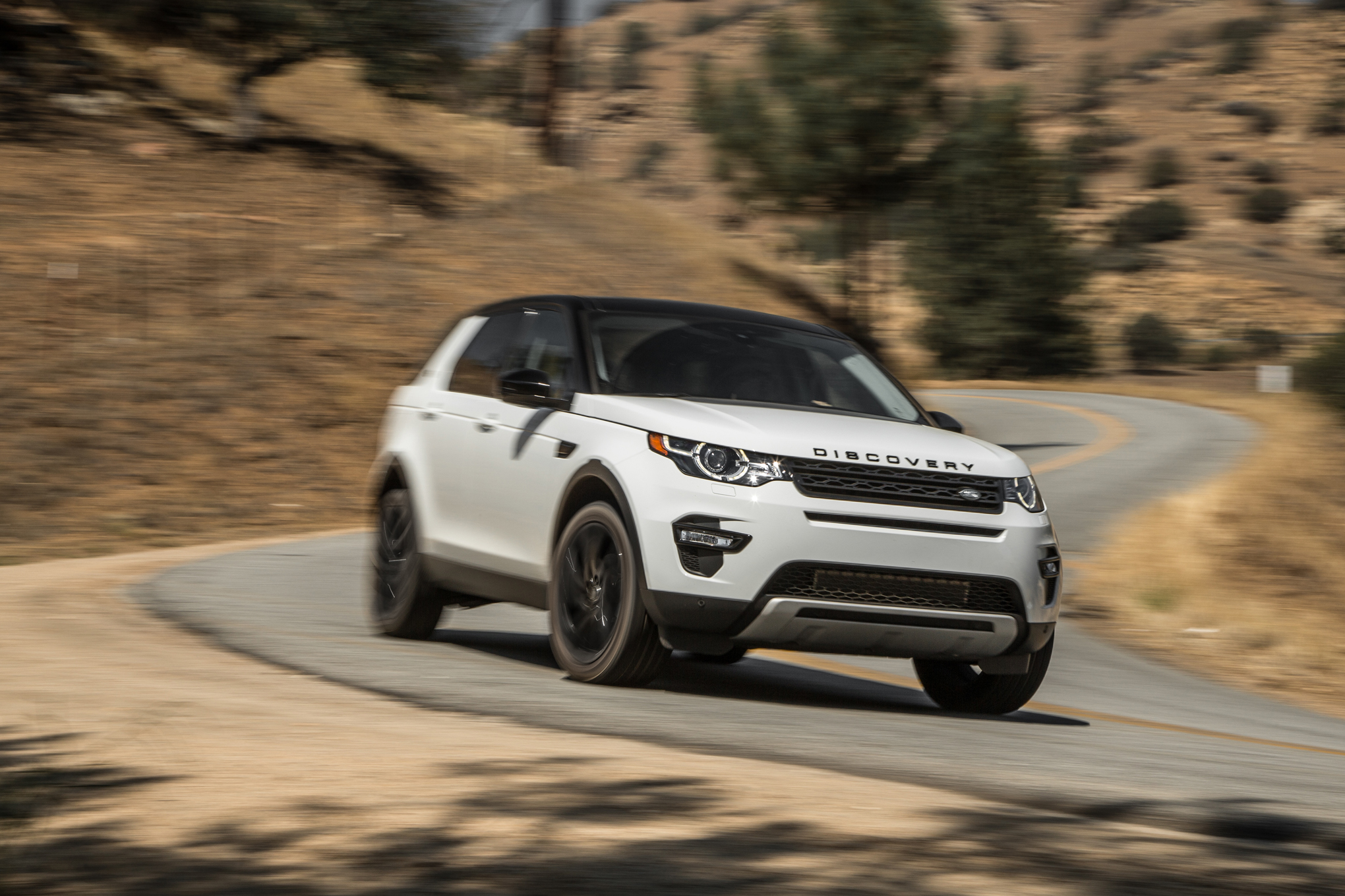 2015 Land Rover Discovery Sport First Test Motor Trend