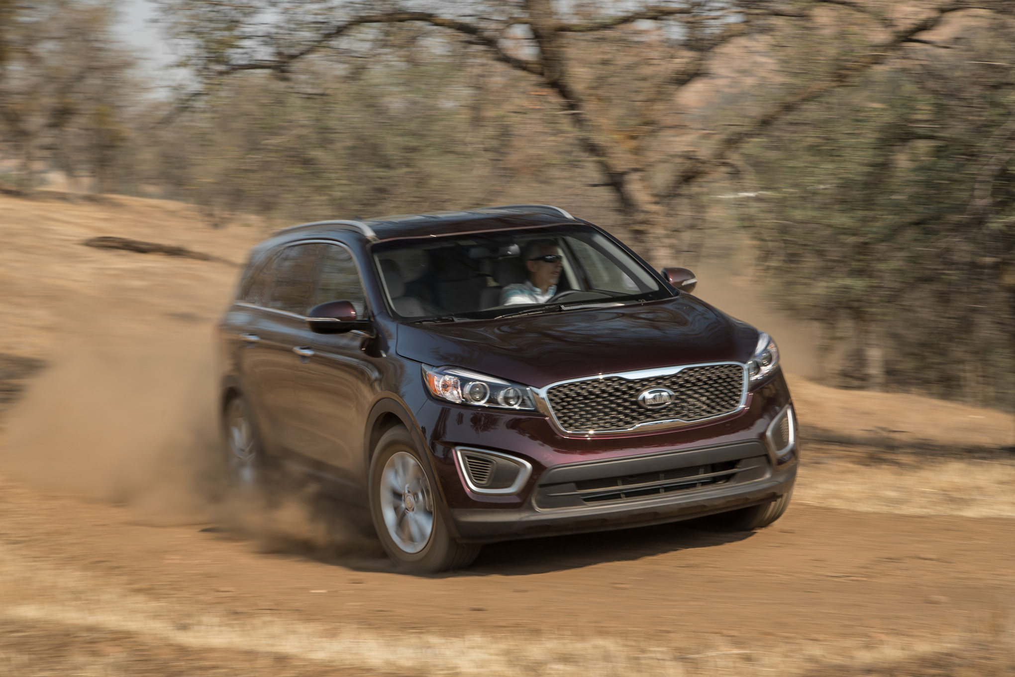 The 2016 Kia Sorento LX FWD I-4