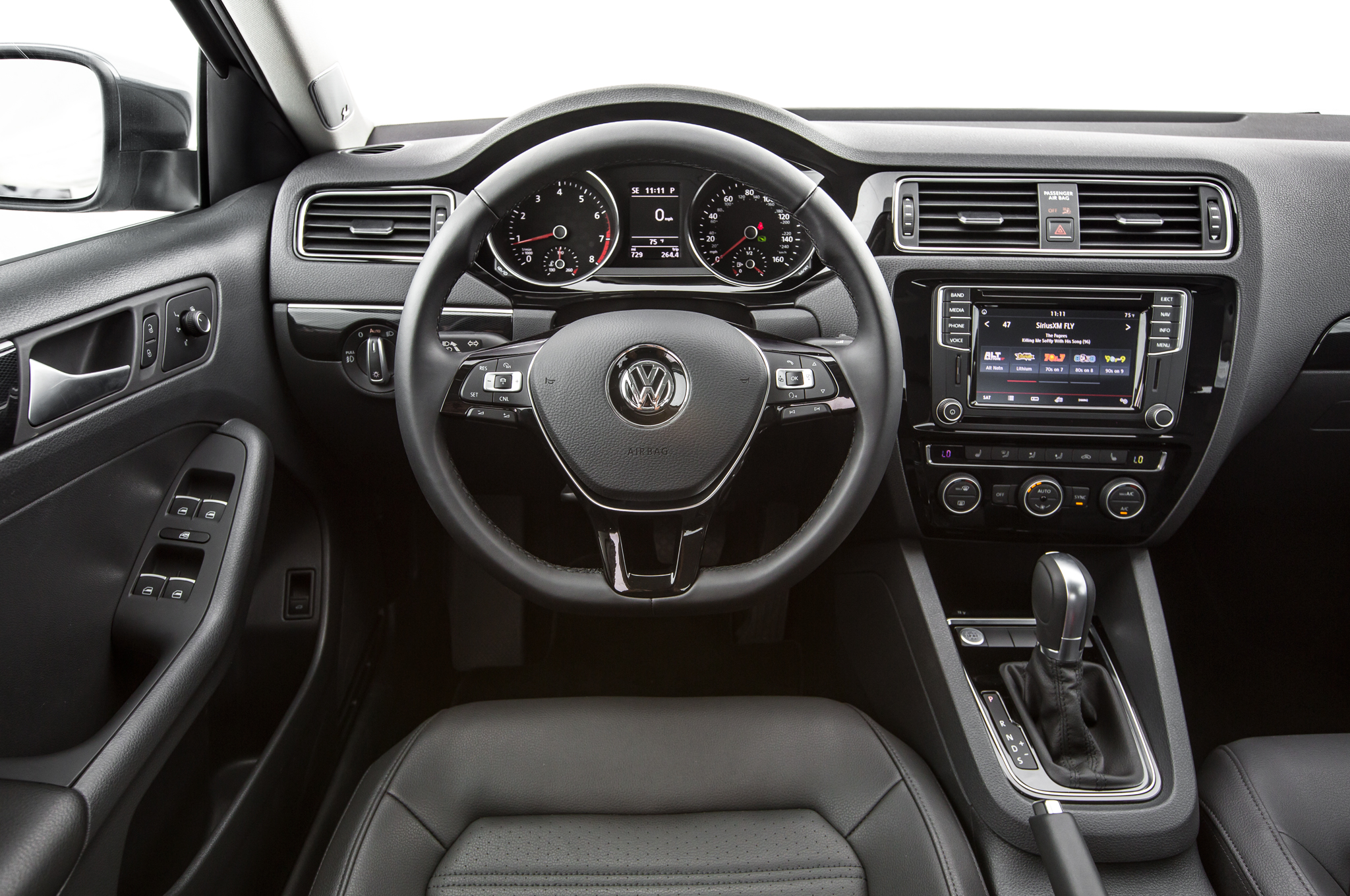 The 2016 Volkswagen Jetta SEL