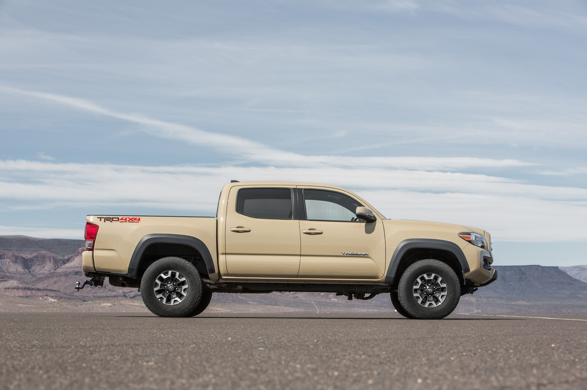 2016 Toyota Tacoma V 6 First Test Review Motor Trend
