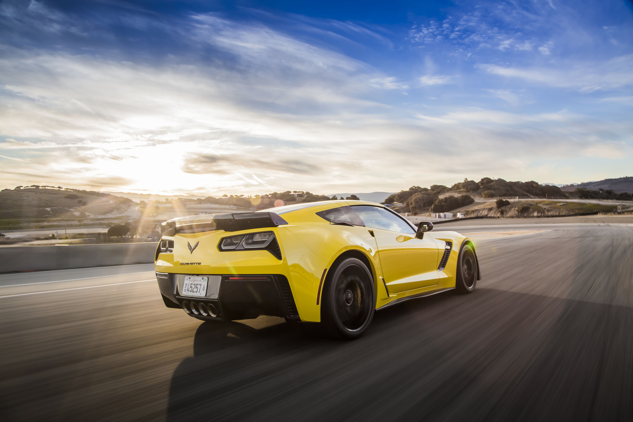 This particular Z06 had problems back in July for Best Driver's Car. This time? Plenty of power. In fact, some might argue too much power. Others would never argue that.