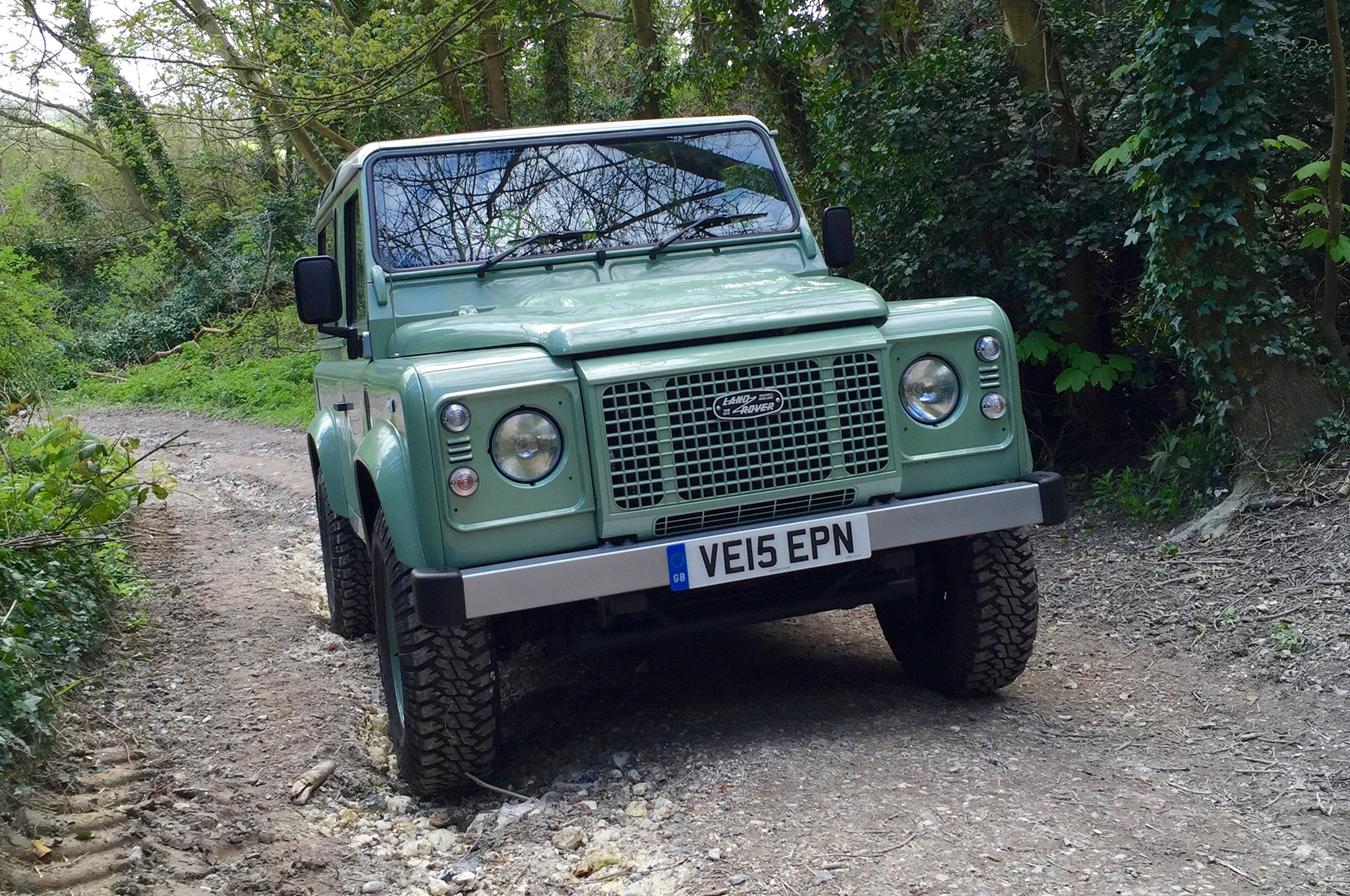 2016 Land Rover Defender 90 Heritage Review Exploring The Defenders Appeal Before New One Arrives