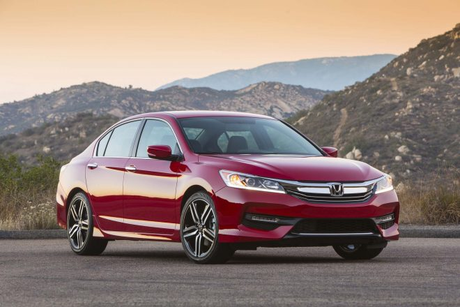 Honda Accord Sport Special Edition >> 2017 Honda Accord Adds Value Oriented Sport Special Edition