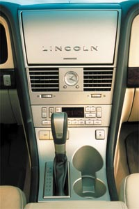 2003 Lincoln Aviator First Look Truck Trend