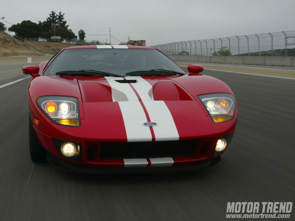 Photo Gallery 2005 Ford Gt