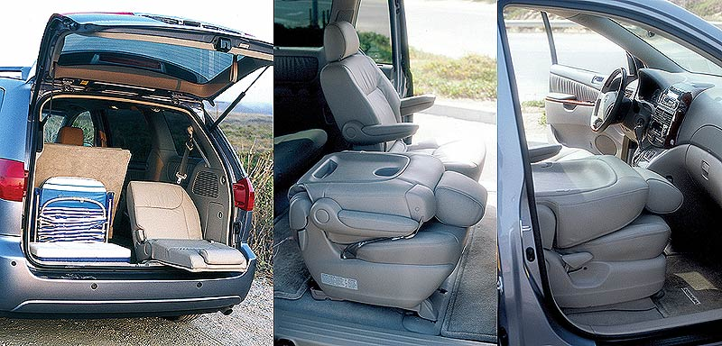 minivan comparison 2004 nissan quest and toyota sienna. Black Bedroom Furniture Sets. Home Design Ideas